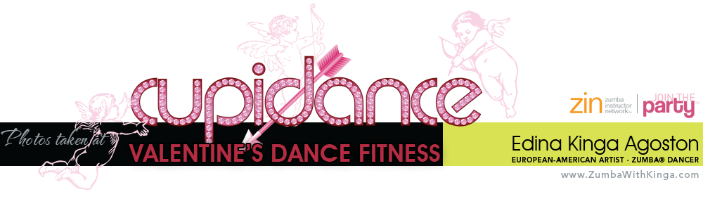 Cupidance Valentine's Zumba Class with Kinga