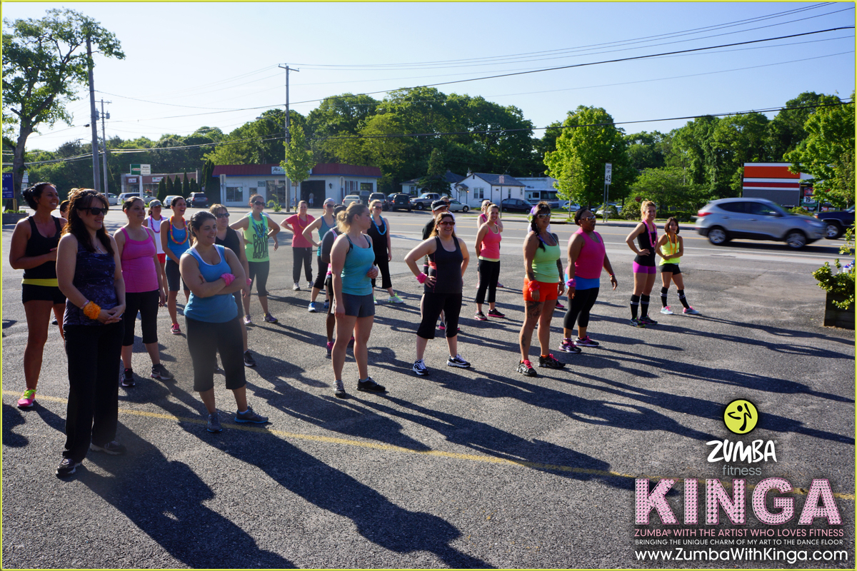 Zumba Classes West Island