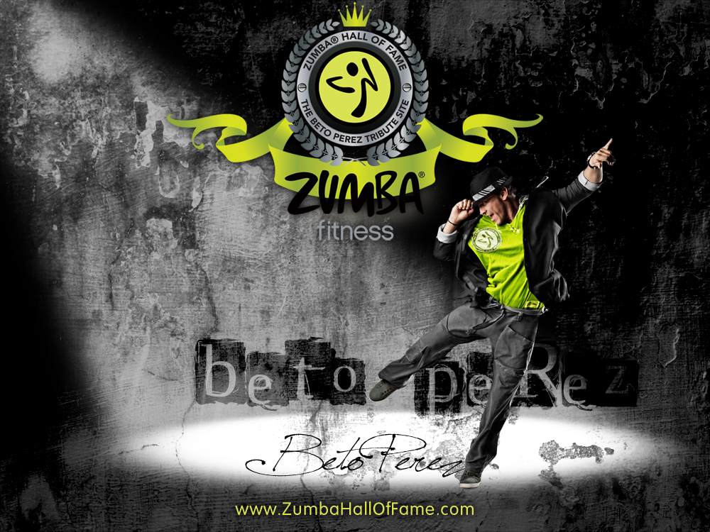 Zumba Hall of Fame - The Beto Perez Tribute Site