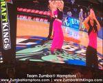 Team Zumba(R) Hamptons at Madison Square Garden